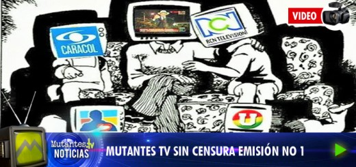 MUTANTES TV SIN CENSURA No 1